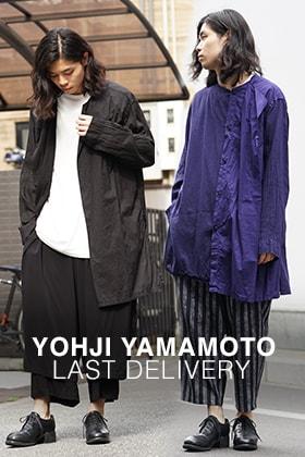 Yohji Yamamoto 18SS Last Delivery