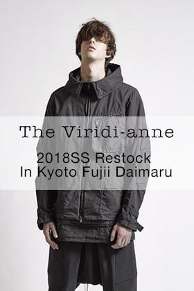 The Viridi-anne 18SS Restock In Kyoto Fujii Daimaru