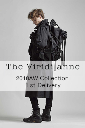 The viridi-anne AW18 1st Delivery