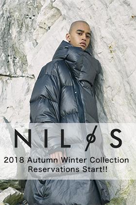 NILøS 2018 Autumn Winter Collection Reservations Start!