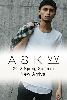 New Brand ASKyy 18SS New Arrival