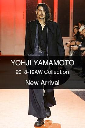 Yohji Yamamoto 18AW 2nd Delivery