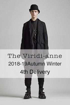 The Viridi-anne 18-19AW 4th Delivery