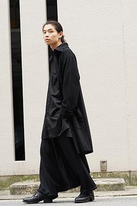 Yohji Yamamoto 18AW Unisex Style