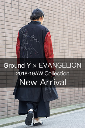 Ground Y x EVANGELION New Arrival
