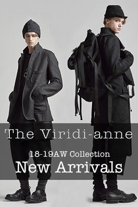 The Viridi-anne 18-19AW 2nd delivery