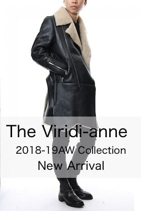 The Viridi-anne 2018-19AW Collection 5th Delivery!!