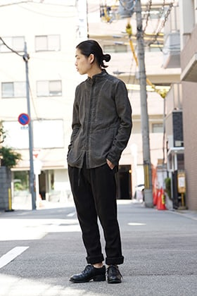 D.Hygen 18AW Early autumn Style