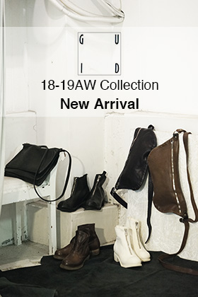 GUIDI 18-19AW Collection New Arrival