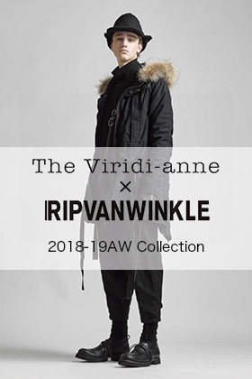 The Viridi-anne 18-19AW New Arrival