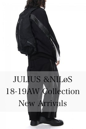 individual sentiments 18-19AW New Arrival