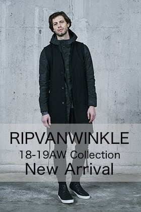 RIPVANWINKLE 18-19AW Sneakers New Arrival