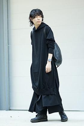 B Yohji Yamamoto 18AW Arm Pit Slit Parka Style