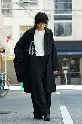 B Yohji Yamamoto and Yohji Yamamoto Mix Style