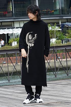 Yohji Yamamoto Sports Mix Style