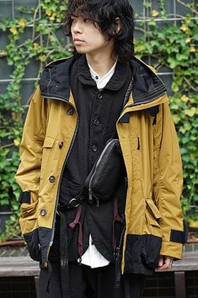 ZIGGY CHEN 18AW Hooded Jacket Style