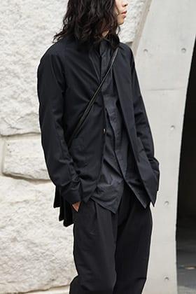 DEVOA 18-19AW Wool Shadow Stripe Jacket Style