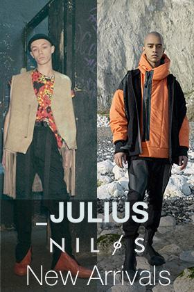 JULIUS & NILøS 18-19AW 6th Delivery
