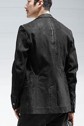 Isaac Sellam Calf Stretch Tailored Jacket PIONNIER