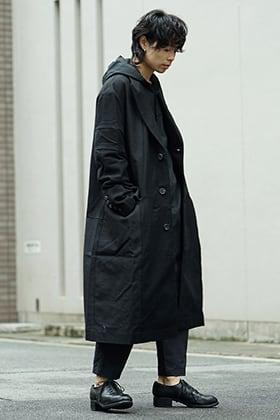 ZIGGY CHEN 18AW Coat Coordinate