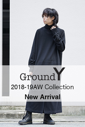 Ground Y 18-19AW New Arrival
