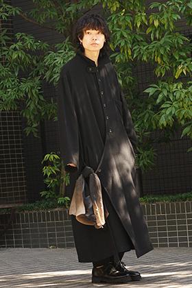 Yohji Yamamoto x discord Scarf Accent Style