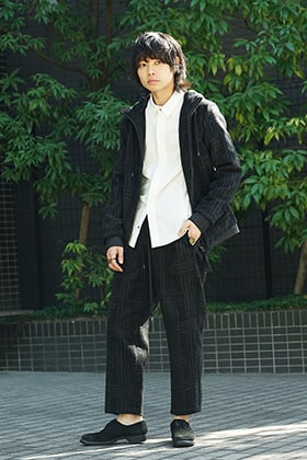 individual sentiments 18-19AW Relax Style