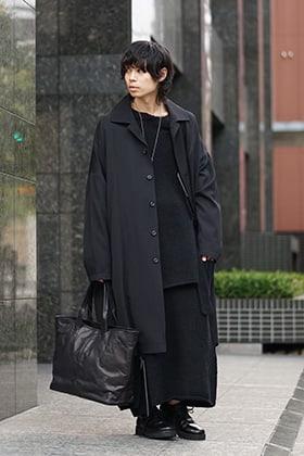 Yohji Yamamoto x B Yohji Yamamoto 18AW 2way Style