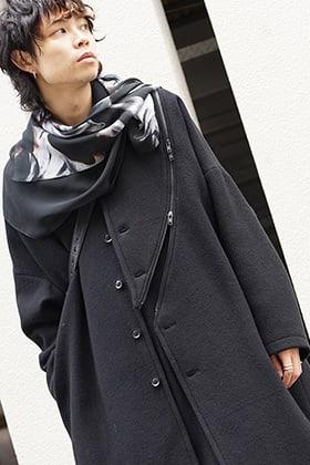 Yohji Yamamoto 18AW B disocrd Mix Style