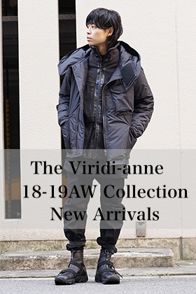 The Viridi-anne 18-19AW Collection New Arrivals!!!