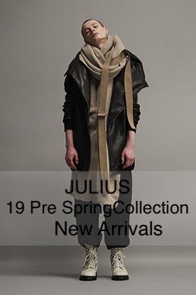 JULIUS 19Pre Spring New Arrivals!!