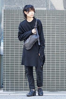 The Viridi-anne x RIPVANWINKLE x GUIDI 18-19AW Autumn Outfit