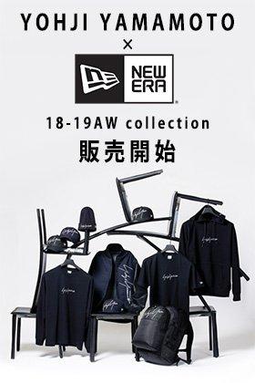 Yohji Yamamoto × New Era 販売開始!