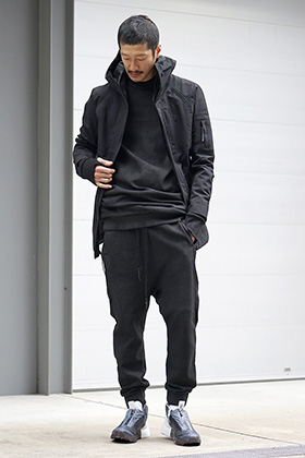 11 by Boris Bidjan Saberi Set up Winter Style