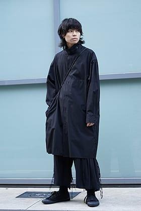 Yohji Yamamoto 18AW 19SS Mix Style