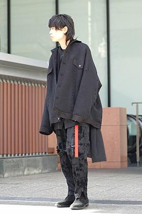 Yohji Yamamoto 19SS x B YY Mix Style