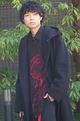 Yohji Yamamoto 19SS x 18AW Mix Style