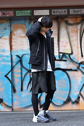11 by BBS Winter Layered Shorts Style
