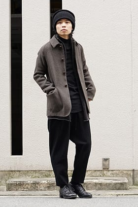 Devoa AW1819 Camel / Linen Style