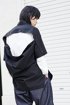 B Yohji Yamamoto x Yohji Yamamoto 19SS Mix Style