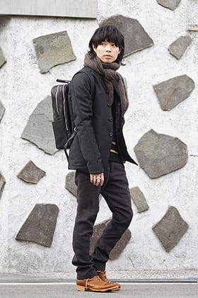 DEVOA 18-19AW Winter Jacket Style