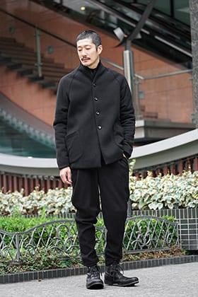 DEVOA Rex Rabbit Fur Coat Style