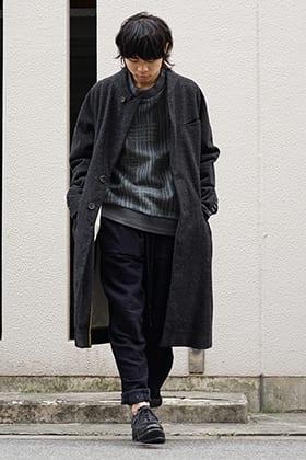 individual sentiments x ZIGGY CHEN Coat Style