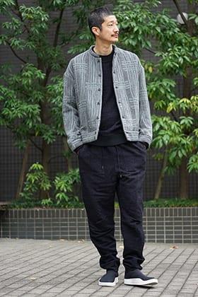 individual sentiments Setup x Jacket Style