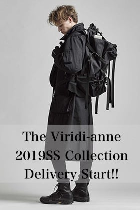 The Viridi-anne 2019SS Collection Delivery Start!!