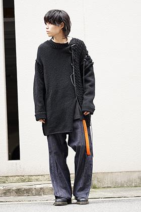 Yohji Yamamoto x B Yohji Yamamoto 18AW 19SS Mix Style