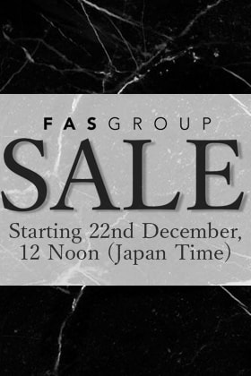 Sale starting from 22nd December, Saturday at 12 noon!