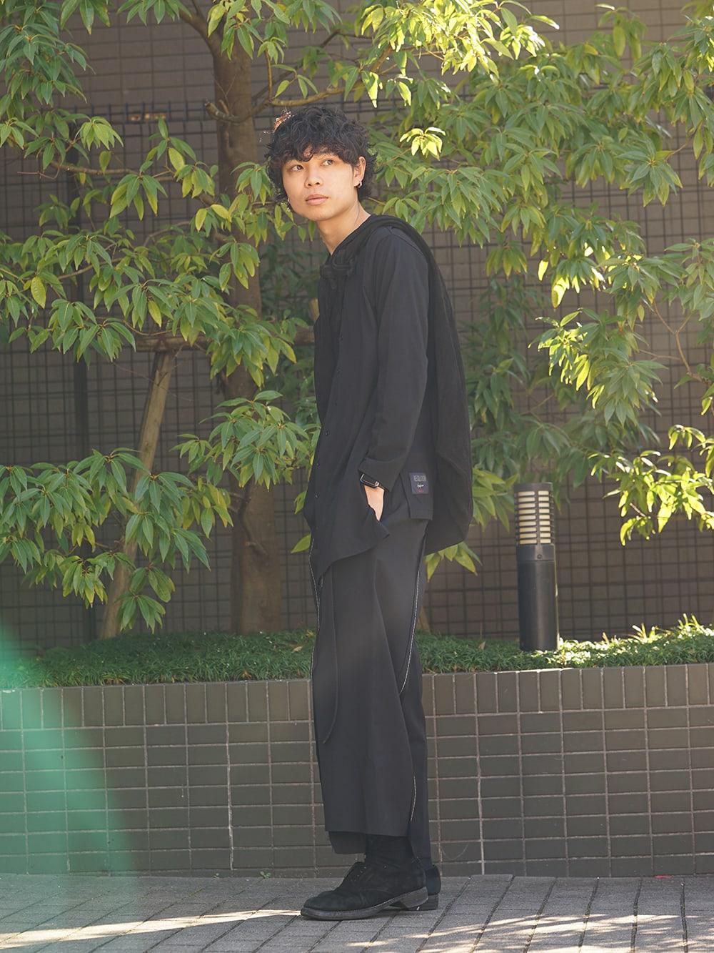 Yohji Yamamoto x B YY 19SS Simple Style 02