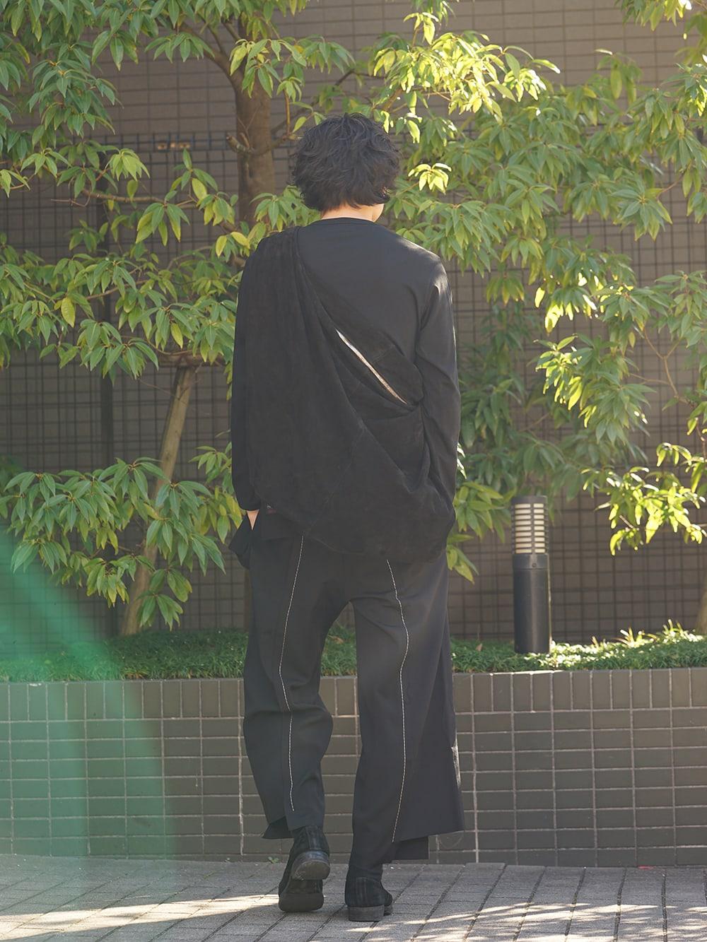 Yohji Yamamoto x B YY 19SS Simple Style 03