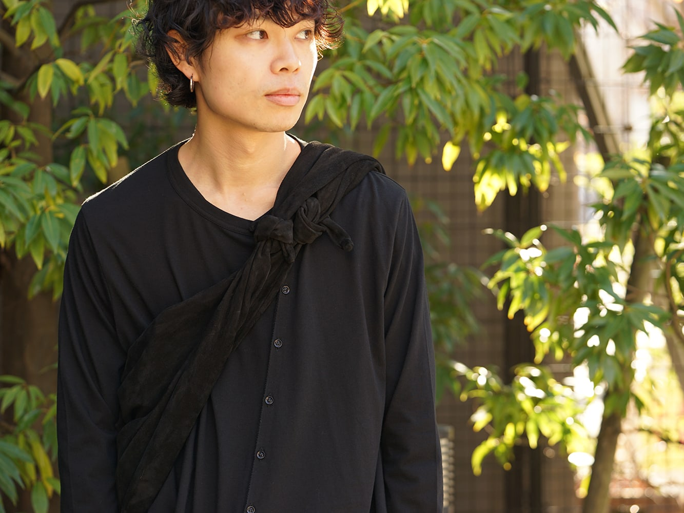 Yohji Yamamoto x B YY 19SS Simple Style 04